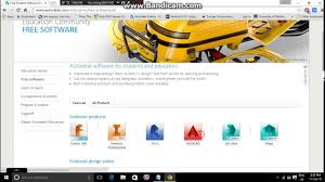 how to create autodesk account for students