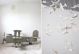 aeroplanes in childrens rooms ideas