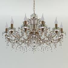 classic ceiling chandelier 3d model
