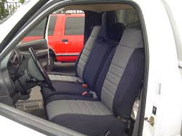 dodge ram laramie front seat covers