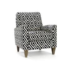 catchy black and white armchair black and white armchair