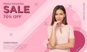 Fashion Banner Memphis Sale Banner Download Free Vectors Clipart