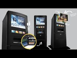 Vending Machine For Home Use Gorgeous Hisense Chill Home Vending Machine YouTube