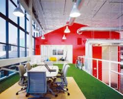 trendy office. An Example Of Google\u0027s Office Space Trendy R