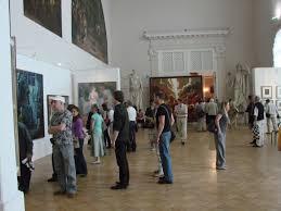 Наследники великого искусства Выставка дипломных работ  Выставка дипломных работ выпускников Института живописи скульптуры и архитектуры им И Е Репина 2009 года