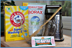 Homemade Laundry Detergent - The Best Natural Recipe