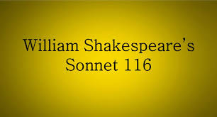 william shakespeare s sonnet analysis summary theme william shakespeare s sonnet 116 analysis summary theme critical review