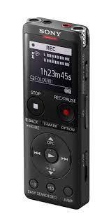 Sony Icdux570B.Ce7 Dijital Ses Kayıt Cihazı, Siyah : Amazon.com.tr: Ofis ve  Kırtasiye
