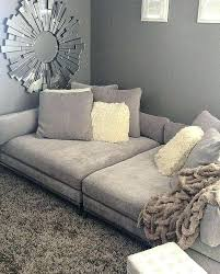 8 Ft Couch Sectional Sofa Deep Comfy In Couches For Sale Idea 3    E60