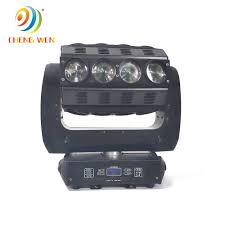 Used Moving Head Stage Lights Hot Item High Quality 16 15w Led Beam Infinite Roller Flash Light Dmx Used Stage Moving Head Light