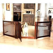 wooden dog gate wooden dog gates indoor uk