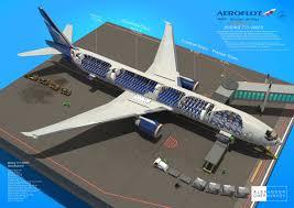 Aeroflot Boeing 777 300er Seating Chart Boeing 777 300er Cutaway Diagram On Behance
