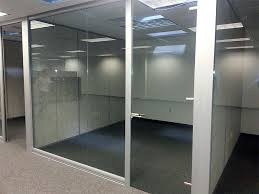 office glass door. Door Office Glass Divider