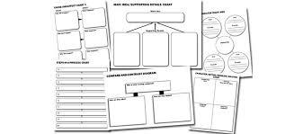 20 Graphic Organizers Free Diy Homeschooler