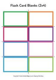 Flashcards Template Word Flash Cards Templates Under Fontanacountryinn Com