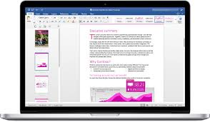 Office 2016 For Mac Is Here Microsoft 365 Blog