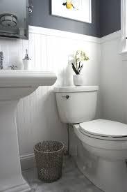 Home With Baxter House Tour Week  Half BathLaundry Room Reveal - Half bathroom