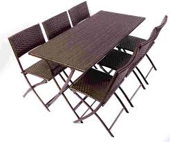 small folding glass patio table icamblog and chair sets d24b7f3071cdff79 large size