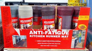 anti fatigue kitchen mats. Enjoyable Mate Chefs Kitchen Mat Costco Anti Fatigue And Novaform Home Runner Co.jpg Mats