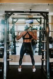 My Weekly Workout Routine Cross Back Bra Breaking News