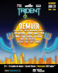 Show Technical Chart Of Trident Ltd Ra Trident Labor Day Dance Party At Music Box San Diego