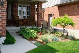 front door landscapingFront Door Garden Design Exceptional Entrance Landscape Lee39s 2