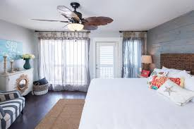 Master Bedroom Renovation Tour This Rustic Beach House Renovation From Hgtvs Beach Flip