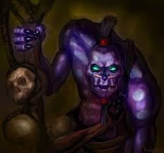 witch doctor dota 2 by andreyrudenko on deviantart