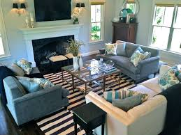 family room furniture layout. south shore decorating blog another family room update furniture layout