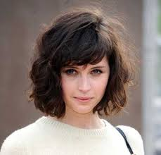 short wavy hair styles