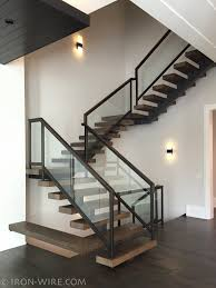 Ideas Of Modern Railings Custom Stairs Chicago Modern Staircase Design with  Additional Contemporary Banisters and Handrails