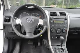 2009Toyota Corolla Interior | Picture of 2009 Toyota Corolla S ...
