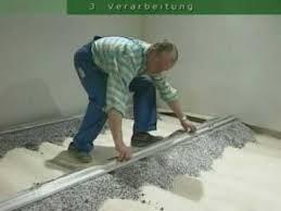 Hallo, es geht um den fußbodenaufbau auf der bodenplatte eines neu zu errichtenden, nicht unterkellerten, anbaus. Europerl Perlit Thermo Plan Mpg Mp4 Youtube