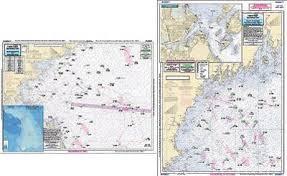 Gulf Of Maine Chart Captain Segull Chart No Gmm17 Offshore Gulf Of Maine Massachusetts Bay
