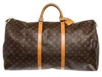 louis vuitton overnight bag. louis vuitton brown travel bag overnight
