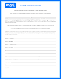 Corporate Guarantee Vs Personal Guarantee Forms And Templates ...