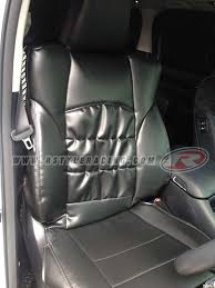 leader of car seat cover for alphard