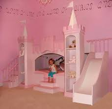 Pink Princess Girls Bedroom Ideas With Castle Bedroom Set Decorating The  Princess Bedroom Theme For The Little Ones