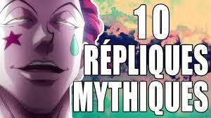 10 Répliques Mythiques Dans Hunter X Hunter Vol1