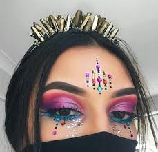 7 the pop of colour look