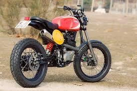 radical ducati s custom yamaha xt600
