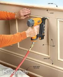 Diy mdf furniture Build Mdf Combine Mdf With Wood Moldings The Family Handyman What Is Mdf Wood Plus Tips For Using Mdf The Family Handyman