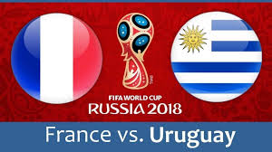 Image result for uruguay vs france