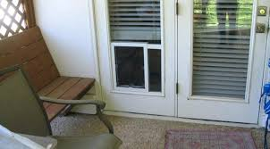 temporary pet door large size of dog door in doors glass built window patio