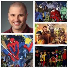 Superhero Therapy Podcast Ep. 53: Greg Weisman   Superhero Therapy