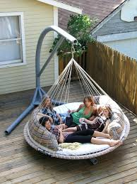 diy hanging chair hammock swing chair stand diy hanging chair tutorial
