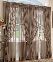 Stunning Sheer Curtain Design Ideas Gallery - Decorating Interior .