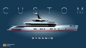 Yacht Design University Dynamiq Superyacht Builder From Italy