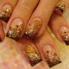nail designs for fall 2014. fall acrylic nails, nail art, autumn designs, thanksgiving beauty ideas, nailart designs for 2014