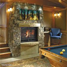 add a gas fireplace photo courtesy finished basement company